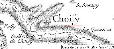 Domaine du Temple de Choisy-en-Brie