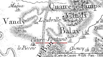 Maisons du Temple de Boult et Merlan