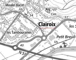 Domaine du Temple de Clairoix