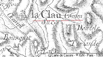 Maison du Temple de La Clau