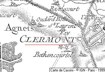 Maison du Temple de Clermont