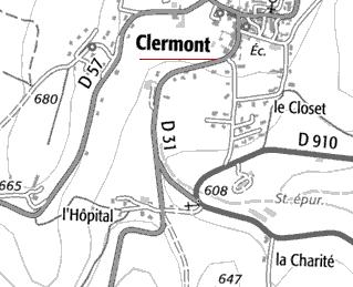 Domaine du Temple de Clermont