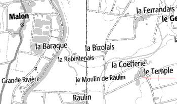 Commanderie de La Coëffrie