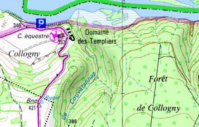 Domaine du Temple de Colligny