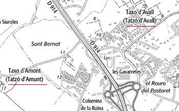Domaine du Temple de Taxo-d'Amont