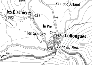 Domaine du Temple de Collongues