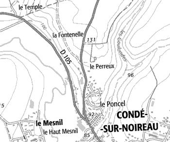 Domaine du Temple de Condé-sur-Noireau