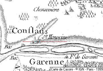Biens du Temple Conflans-Sainte-Honorine