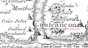 Domaines du Temple de Confrançon