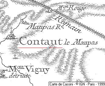 Domaines du Temple de Contault-Le-Maupas