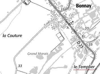 Domaine du Temple de Corbie