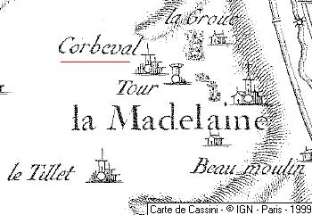Domaine du Temple de Corbeval