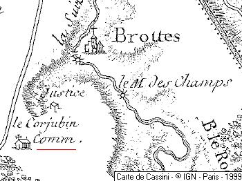 Maison du Temple de Corgebin