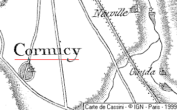 Domaine du Temple Cormicy