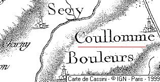 Domaine du Temple de Coulommes