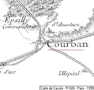 Seigneurie du Temple de Courban