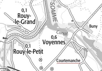Domaine du Temple de Courtemanche