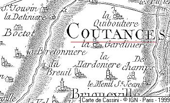 Domaines du Temple de Coutances
