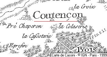 Domaine du Temple de Coutençon