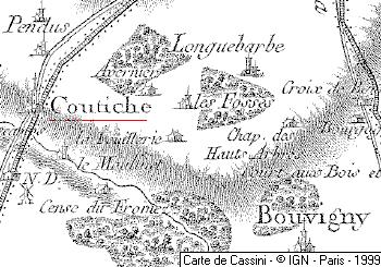 Domaine du Temple Fosse Escumont