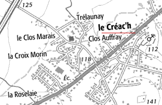 Domaine du Temple Le Créac'h