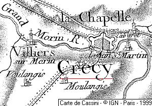 Domaine du Temple de Crécy-la-Chapelle