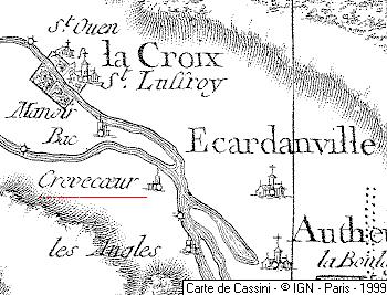 Domaine du Temple de Crèvecœur