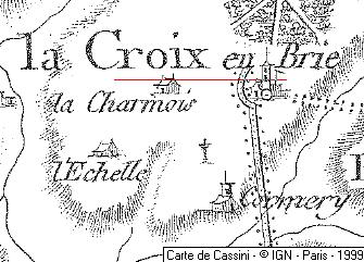 Domaine du Temple de La Croix-en-Brie