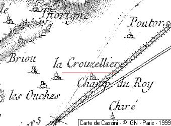 Maison du Temple de la Crouzilière