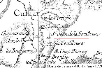 Commanderie de Culhat et La Fouillouse