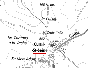 Domaine du Temple de Curtil-Saint-Seine