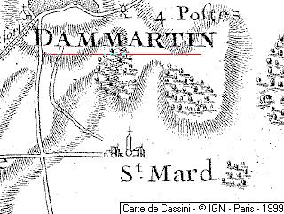 Domaine du Temple de Dammartin-en-Goële