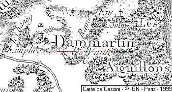Maison du Termple de Dammartin-les-Templiers