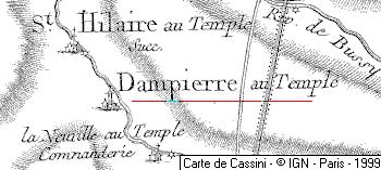 Maison du Temple de Dampierre-au-Temple