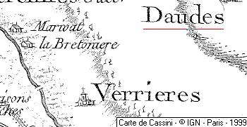 Domaine du Temple de Daudes