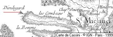 Domaine du Temple de Dieulegard