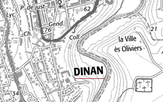 Maison du Temple de Dinan