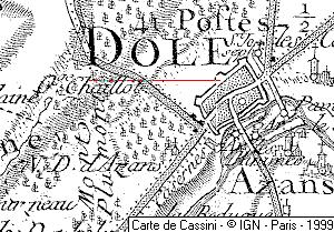Maison du Temple de Dole