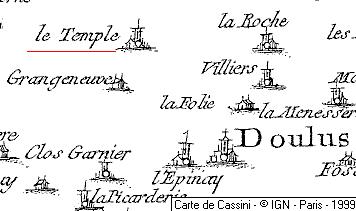 Maison du Temple de Dolus-le-Sec