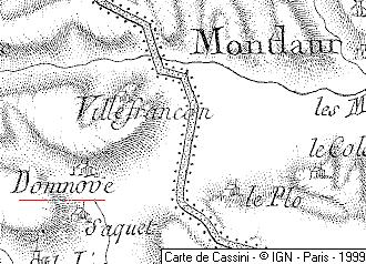Domaines du Temple de Domneuve