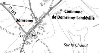 Domaine du Temple à Domremy-en-Ornois