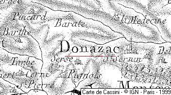 Maison du Temple de Donazac