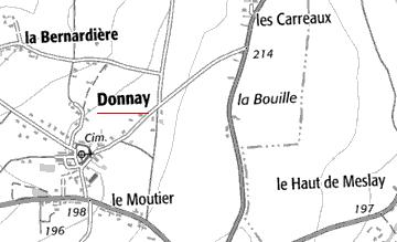 Domaine du Temple de Donnay