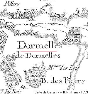 Maison du Temple de Dormelles