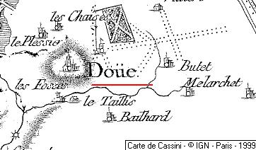 Domaine du Temple de Doue