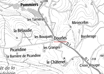 Domaine du Temple de Dourle