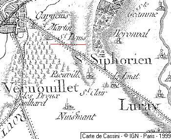 Fief de la Croix de la Chapelle-Saint-Denis
