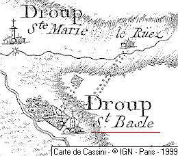 Domaine du Temple de Droupt-Saint-Basle