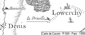 Maison du Temple La Druelle