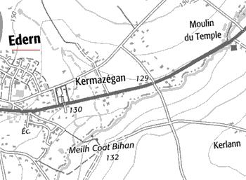 Domaine du Temple Chapelle de Bout-de-Lande